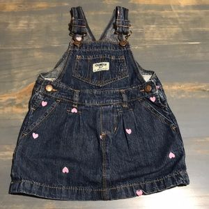 24 month dress overalls